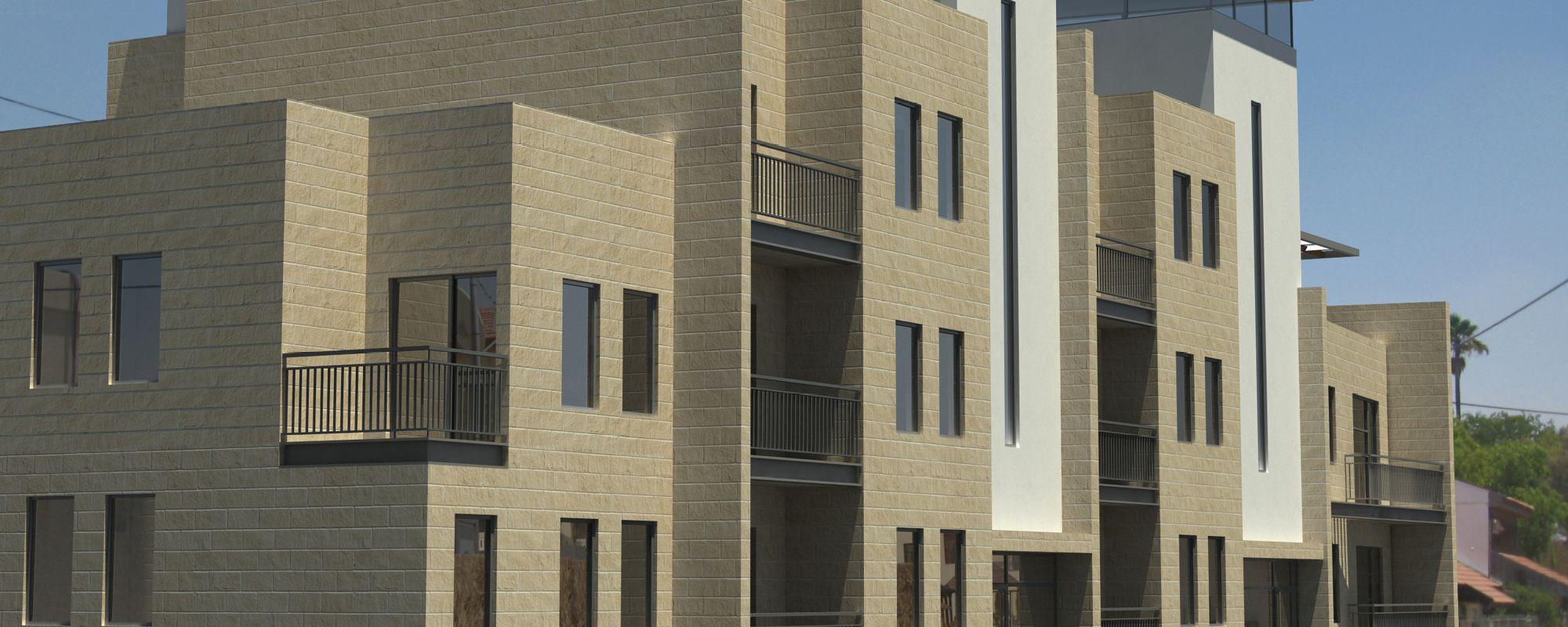 דירות סטודנטים בבאר שבע: פרוסות של קלילות מבנית