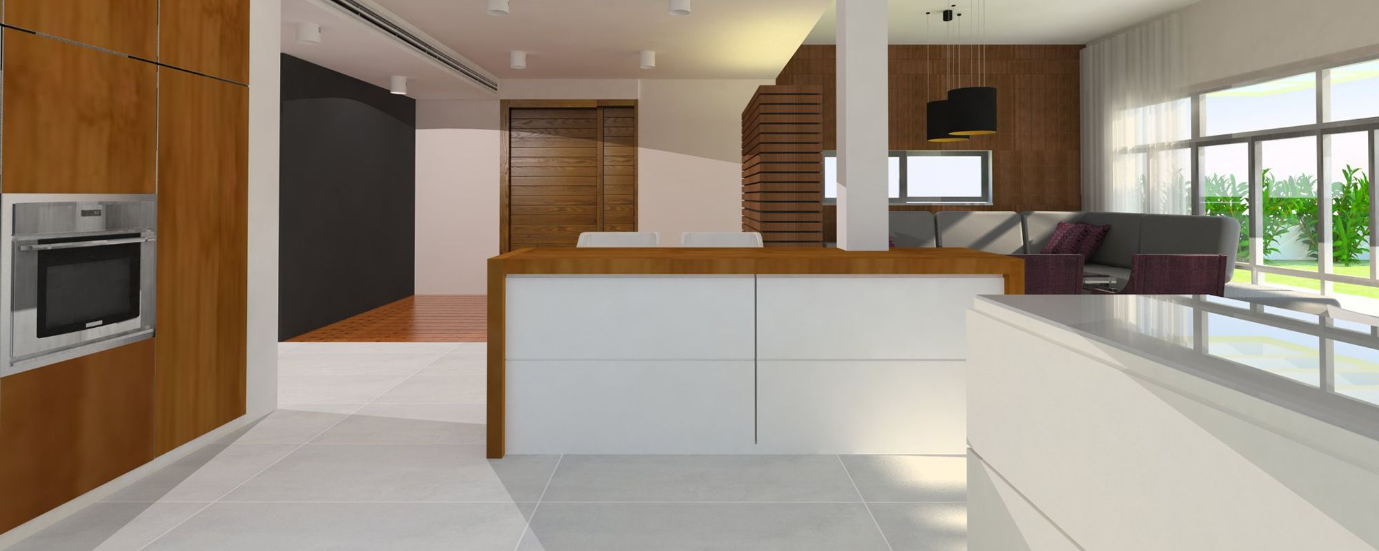 אדריכלות בתים: לחזור הביתה אל השקט
